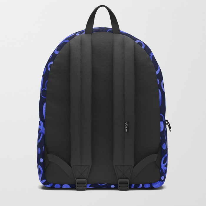 Lovely Pattern ১ Backpack