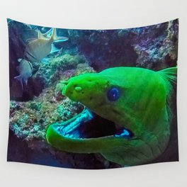 Moray Eel Wall Tapestry