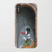 art deco iPhone & iPod Cases featuring Art Deco by PureVintageLove