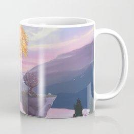 Floating islands Coffee Mug