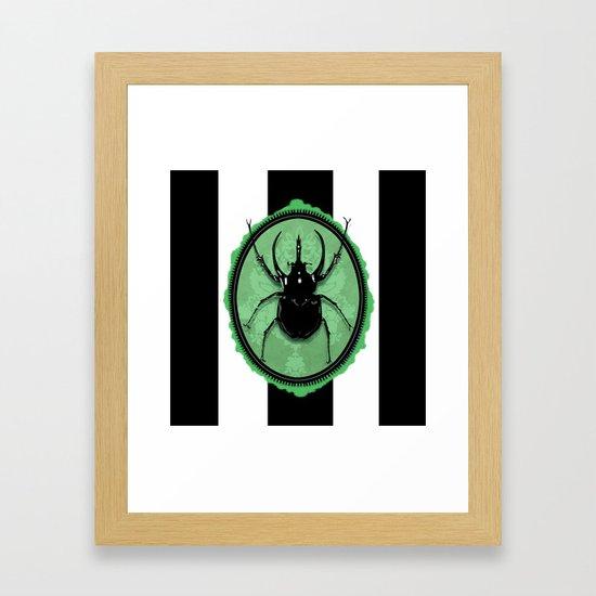 Juicy Beetle GREEN by aureliovoltaire