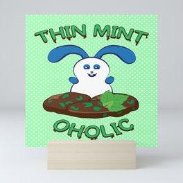 Ernest | Thinmintoholic Mini Art Print