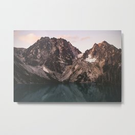 Mountain Summit Metal Print