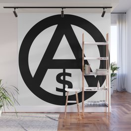 Anarcho-Capitalism Wall Mural