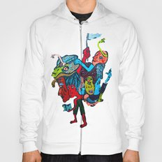 People and Generations  Hoody