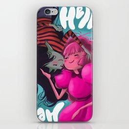 Hey-Hello iPhone Skin