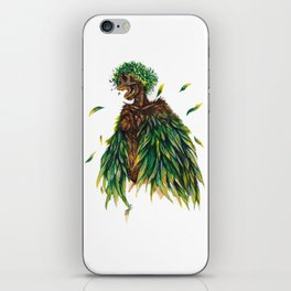 Nature's Lady iPhone Skin