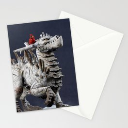 The Winter Tree Dragon Stationery Cards
