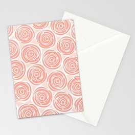 Say it with roses Stationery Cards