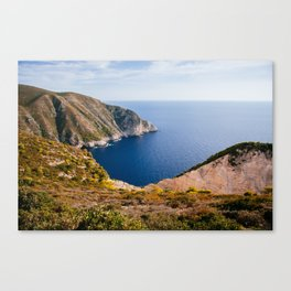 Waterscape VI Canvas Print