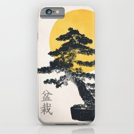 Bonsai Tree #01 iPhone Case