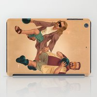 lebowski iPad Cases featuring Big Lebowski by Dave Collinson
