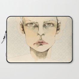 """portrait of anybody"" Laptop Sleeve"