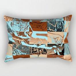 Paloma Pastiche Rectangular Pillow