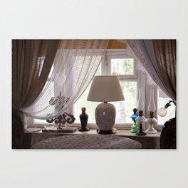 Cosy Home Canvas Print