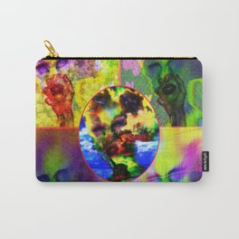 """""""Warholesque"""" by surrealpete Carry-All Pouch"""