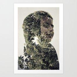 Soul Window Art Print