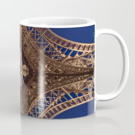 Eiffel Tower From Below Coffee Mug