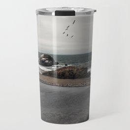 Sutro Baths Ruins Travel Mug