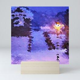 Sagesse Mini Art Print