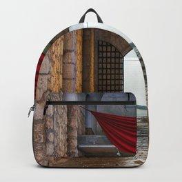 Santa Barbara Castle Backpack