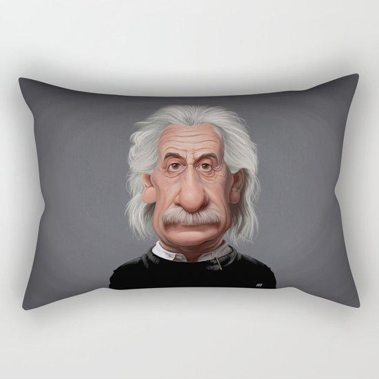 Celebrity Sunday ~ Albert Einstein Rectangular Pillow