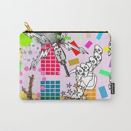 Social Function - 3 Carry-All Pouch