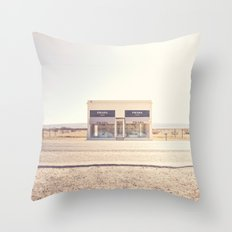 PradaMarfa II Throw Pillow