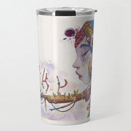 The big one Travel Mug