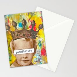 The Possibility that Lay Before You Stationery Cards