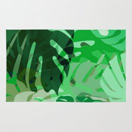 Emerald Jungle Rug