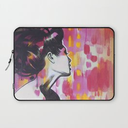 Neon Geisha Laptop Sleeve