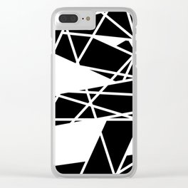 BW Clear iPhone Case