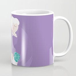 Teenage Endometriosis Awareness - Commissioned Work Coffee Mug