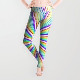 Wow Rainbow Leggings