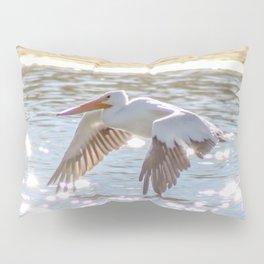 Skimming The Water Pillow Sham