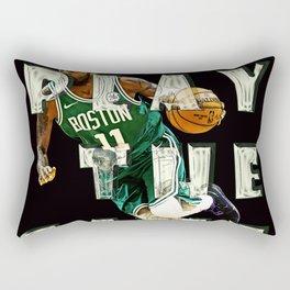 basketball star Rectangular Pillow