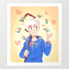 ROTG- Girls Art Print