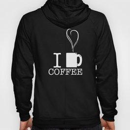 I Heart Coffee Hoody