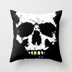 Skullboy Logo Throw Pillow