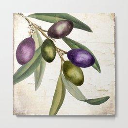 Olive Branch I Metal Print