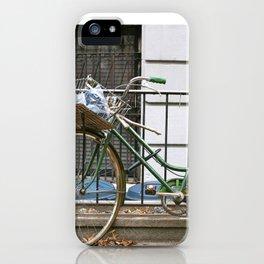 Greenwich iPhone Case