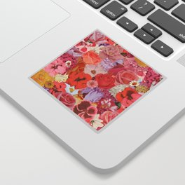 Super Bloom Sticker