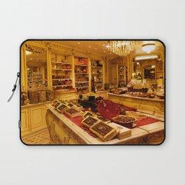 Chocolate Shop Laptop Sleeve