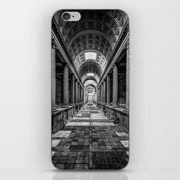 Certosa di Bologna iPhone Skin