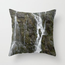 Gnomeland Throw Pillow