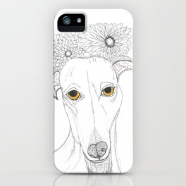 Do you have room for me? iPhone Case