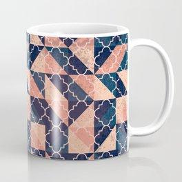 Arabesque Mosaic Coffee Mug