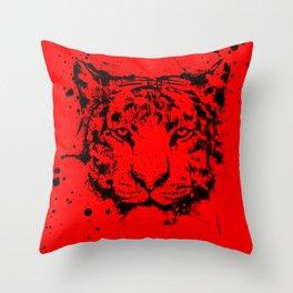 Mushin (No Mind) Throw Pillow