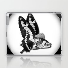 THE BUTTERFLY FISH - James Laptop & iPad Skin